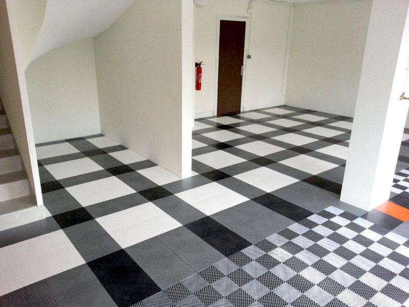 Racedeck Flooring For Garage