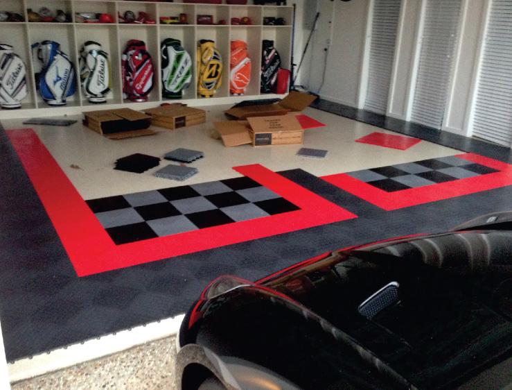 Before Modular Flooring 1