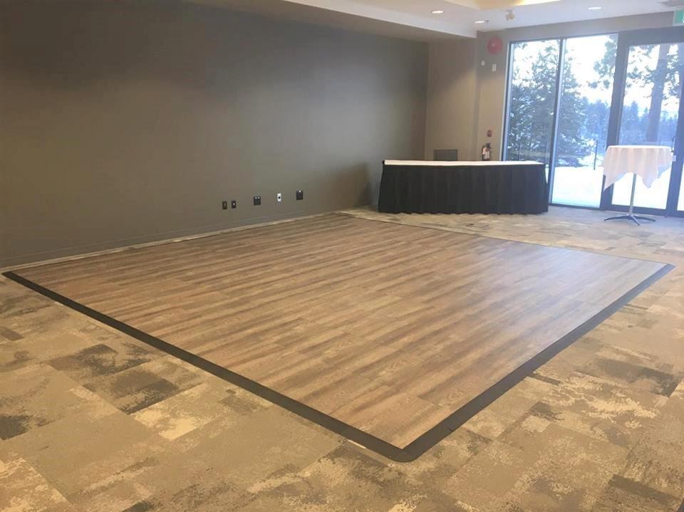 Dance Floor Solutions By Garage Specialties