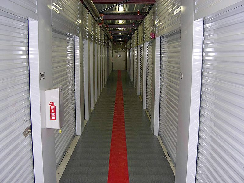 Racedeck On A Corridor