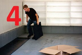 how to install racedeck floor step 4