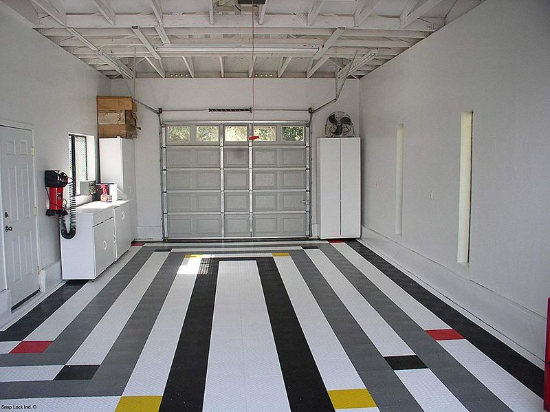 Modular Flooring For Garage